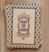 Keep the Faith Notes, Pack of 10