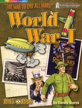 World War I Reproducible Activity  Book