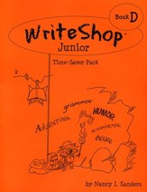 Write Shop Junior Time-Saver Pack, Book D