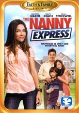 The Nanny Express, DVD