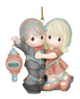 Precious Moments Our First Christmas Together 2015 Ornament