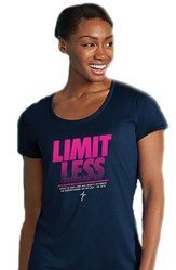 Limitless Shirt, Navy, Large