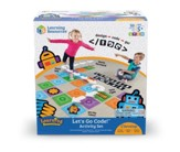 Let's Go Code! Activity Set, 50 Pieces