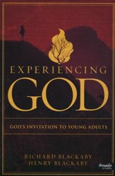 Experiencing God: God's Invitation to Young Adults, Member Book
