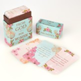 Promises from God for Women, Box of Blessings