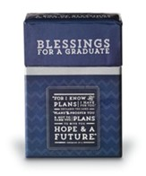 For a Graduate--Box of Blessings