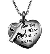 I Know, Sweetheart Necklace