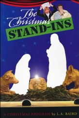 Christmas Stand-Ins (5/pkg)