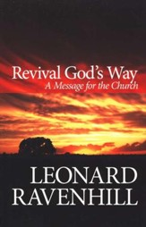 Revival God's Way: A Message for the Church, repackaged edition
