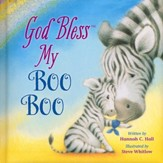 God Bless My Boo Boo, Board Book - Slightly Imperfect