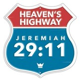 Heaven's Highway, Tin Sign, Jeremiah 29:11