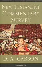 New Testament Commentary Survey, Sixth Edition  - Slightly Imperfect