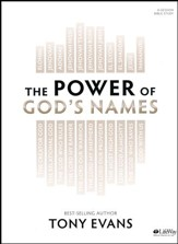 The Power of God's Names (Member Book)