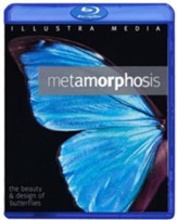 Metamorphosis: The Beauty & Design of Butterflies, Blu-ray