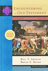 Encountering the Old Testament, Second Edition with CD-ROM