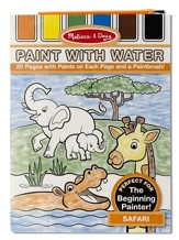 Safari, Paint with Water