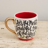 Most Wonderful Time Jumbo Mug