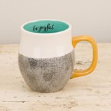 Be Joyful Vintage Mug