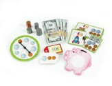 Money Activity Set, 102 Pieces