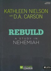 Rebuild: A Study in Nehemiah (Member Book) - Slightly Imperfect