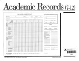 BJU Academic Record, Secondary (Single Copy)