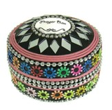 Prayer Box, Round, Multi