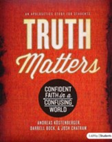 Truth Matters: Confident Faith in a Confusing World (DVD Leader Kit)