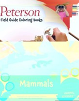 Peterson Field Guide Coloring Book: Mammals