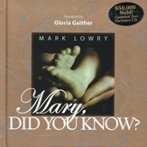 Mary, Did You Know? Book & CD  - Slightly Imperfect