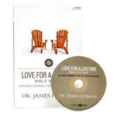 Love For a Lifetime: Building a Marriage That Will Go the Distance DVD Leader Kit