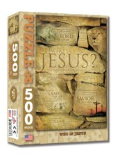 Who Is Jesus Puzzle, 500 pieces