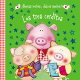 Los Tres Cerditos, Libro de Cartón  (The Three Little Pigs Boardbook)