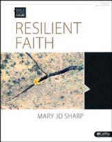 Bible Studies for Life: Resilient Faith: Standing Strong in the Midst of Suffering (DVD Leader Kit)