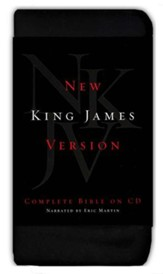 NKJV Complete Bible on CD's