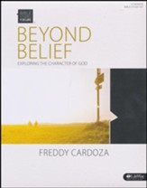 Bible Studies for Life: Beyond Belief: Exploring the Character of God (DVD Leader Kit)