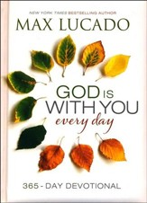God Is With You Every Day - Slightly Imperfect