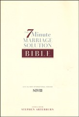 NIV 7-Minute Marriage Devotional Book