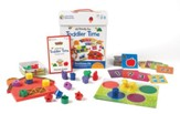 All Ready for Toddler Time Readiness Kit, 60 Pieces