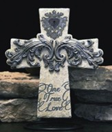 One True Love Wall Cross