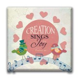 Creation Sings For Joy Canvas Wall Art