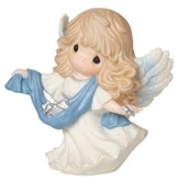 Guide us to Thy Perfect Light Angel Figurine 6th in Series
