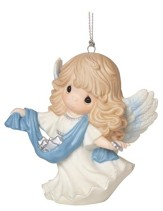 Precious Moments Angel Ornament 6th in Series