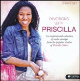 Devotions from Priscilla Shirer: Volume 1 (CD set)