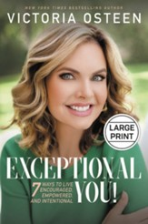 Exceptional You! Large-Print