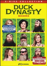 Duck Dynasty: Season 6, 2-DVD Set