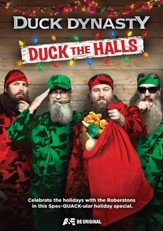 Duck Dynasty: Duck The Halls DVD