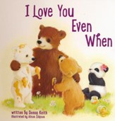 I Love You Even When Boardbook - Slightly Imperfect
