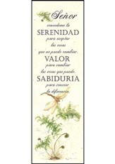Oración de Serenidad, Arte de Pared  (Serenity Prayer, Wall Art)