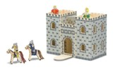 Fold and Go Castle