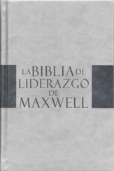 RVR 1960 La Biblia de liderazgo de Maxwell, RVR 1960 Maxwell Leadership Bible--imitation leather - Imperfectly Imprinted Bibles